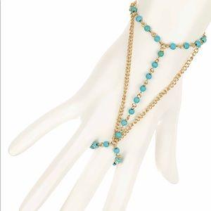 💙Meghan LA Turquoise Bracelet & Ring